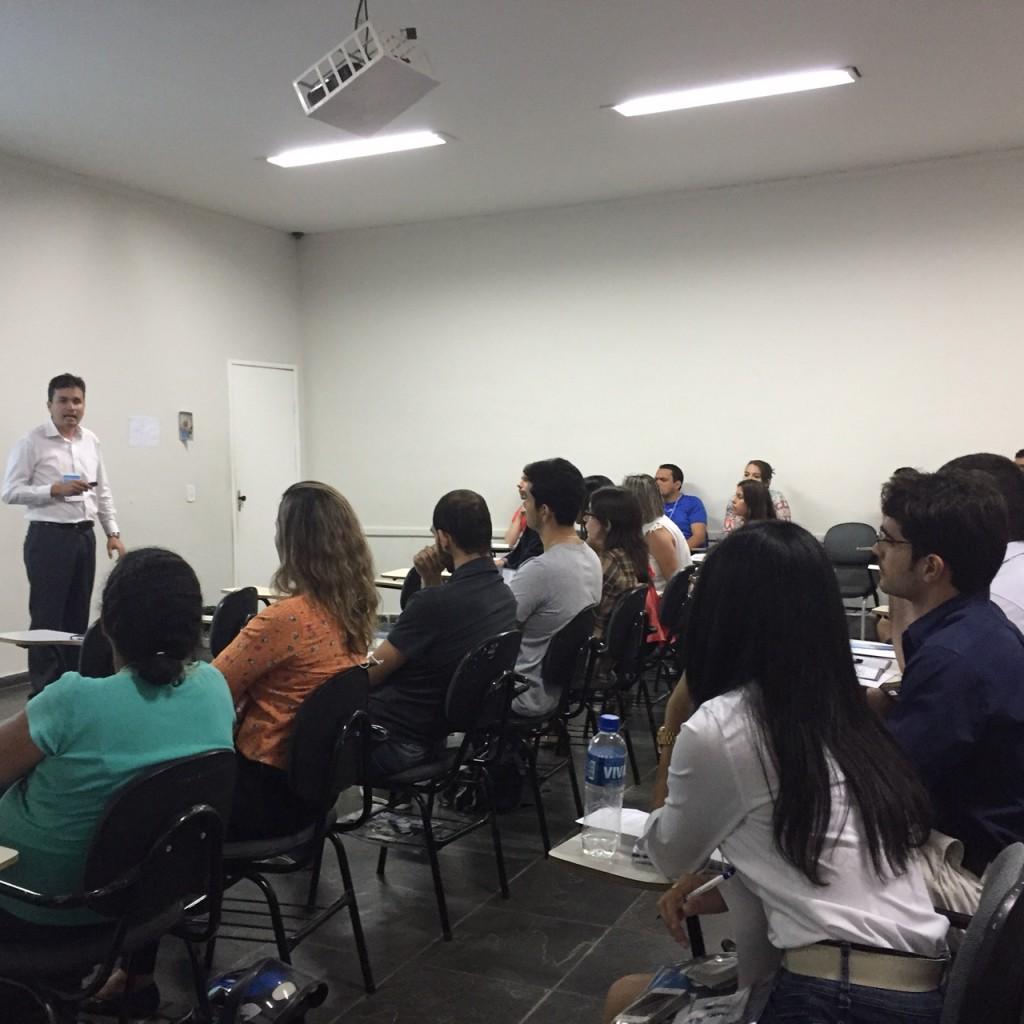 Apresentação para os Participantes - Ítalo Coutinho, Eng., MSc
