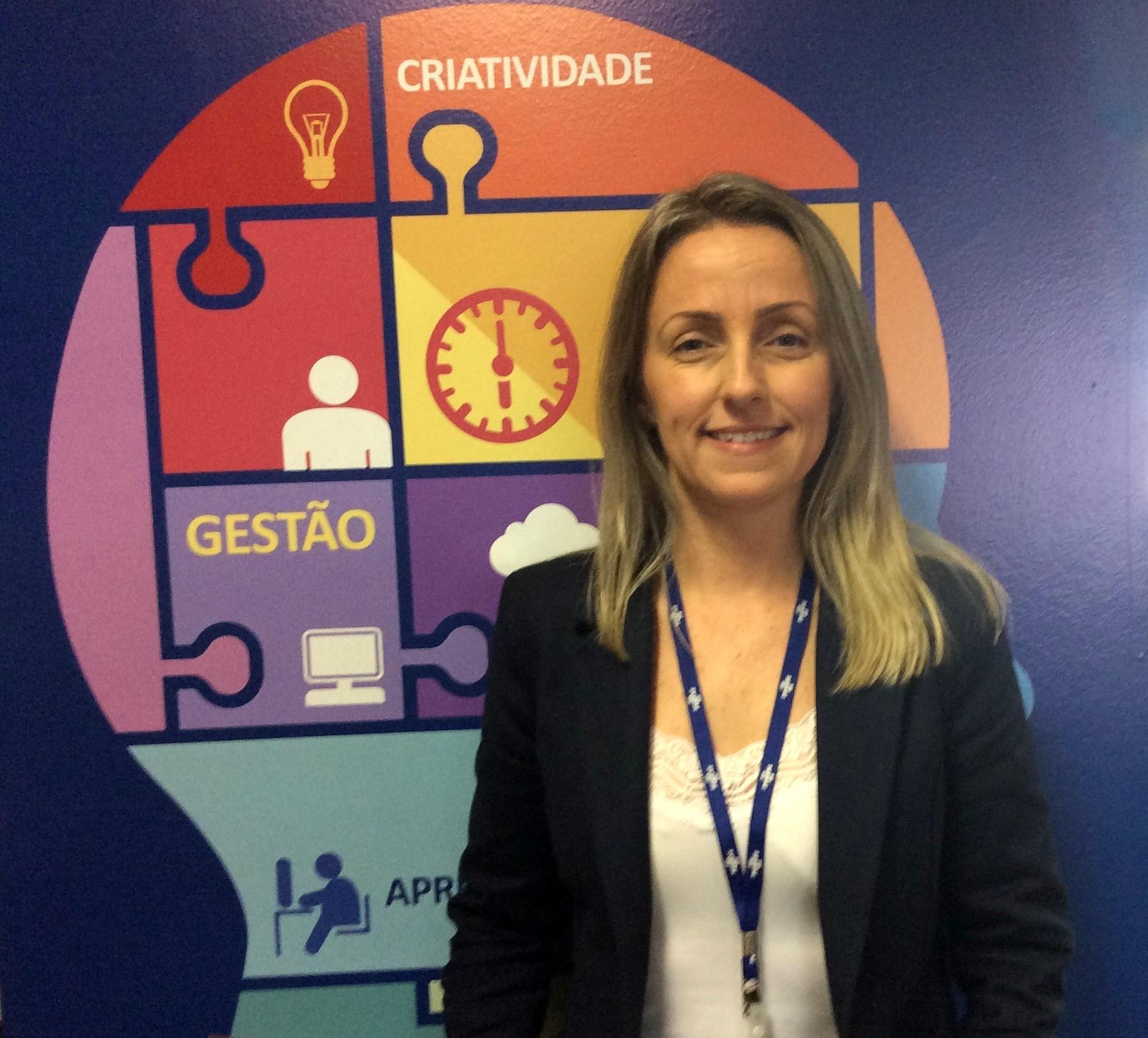 Andreza Venancia, analista técnica de projetos da Unidade de Gestão Estratégica do SEBRAE-MG