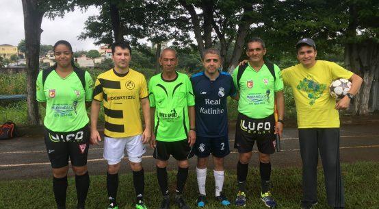Vanessa, Giovani, Rubens, Sérgio, Denilson, Ítalo – amizades em torno da bola.